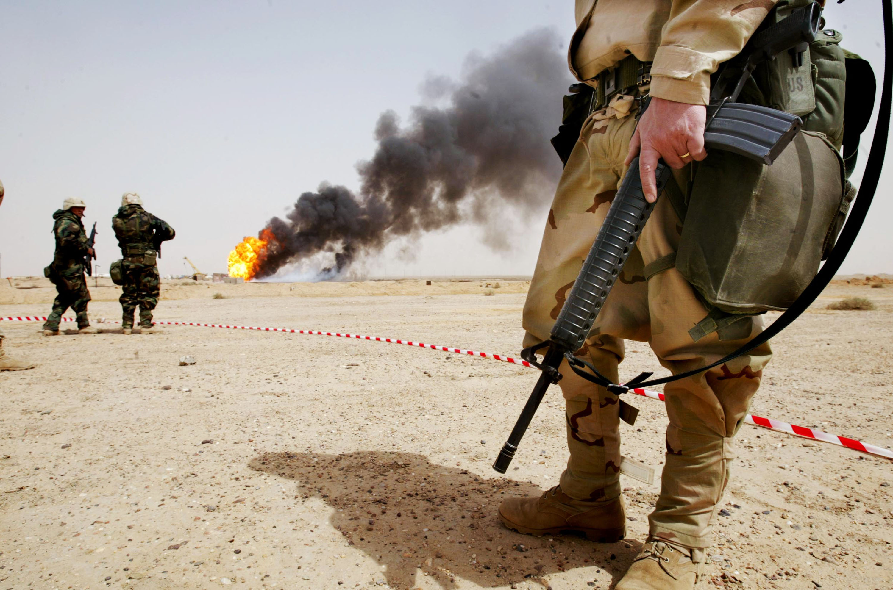 the american invasion of iraq The administration argued that iraq had biological and chemical weapons and  was  contrary to american expectations, iraqis quickly saw coalition forces as.